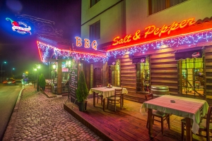 Ресторант Сол и Пипер Банско
