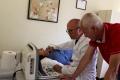 Международен екип от специалисти проведе безплатни медицински прегледи в Банско