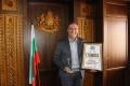 Георги Икономов с приз за най-значим принос за развитието на туризма за 2016 г.