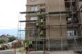 Започнаха дейностите по санирането на жилищна сграда в Банско