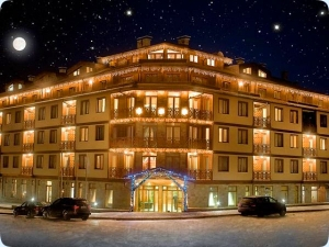 Хотел Вихрен Палас - Банско