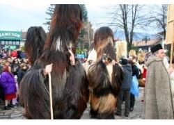 Кукерско шествие